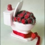 最敬業的廁所清潔工